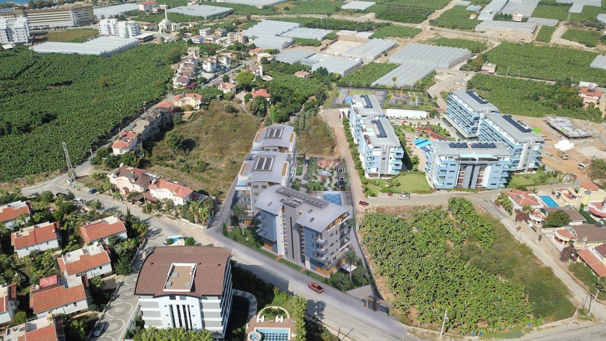 Новый жилой комплекс в экологически чистом районе Каргыджак - Фото 5