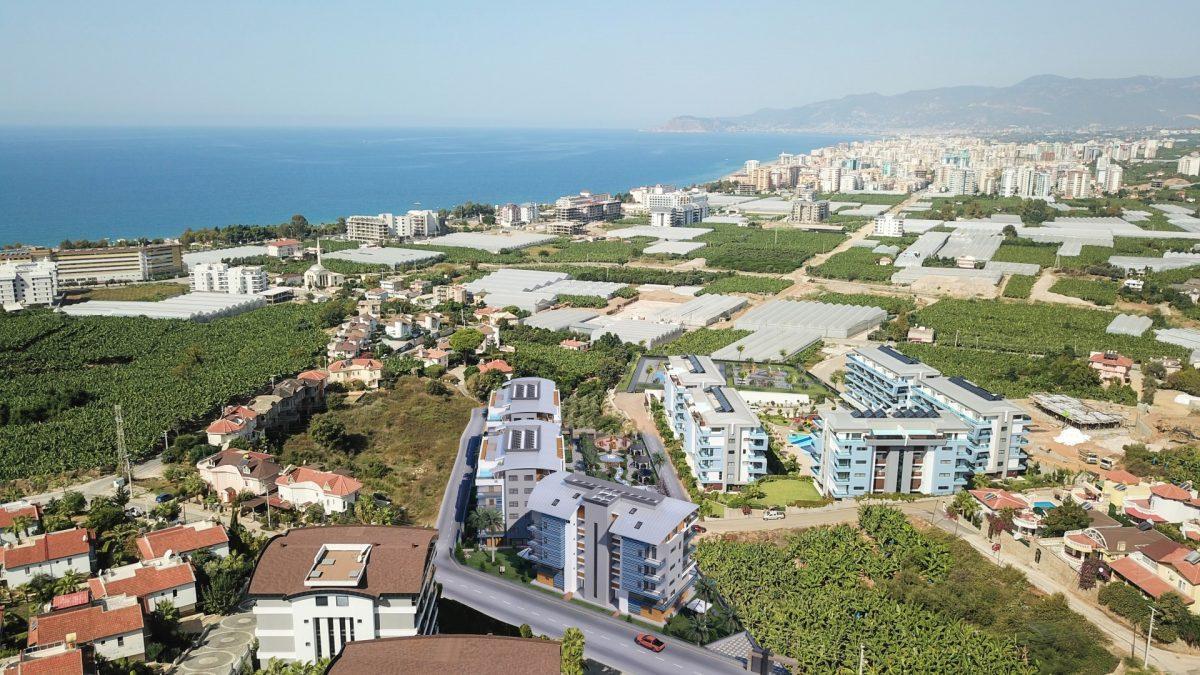 Новый жилой комплекс в экологически чистом районе Каргыджак - Фото 4