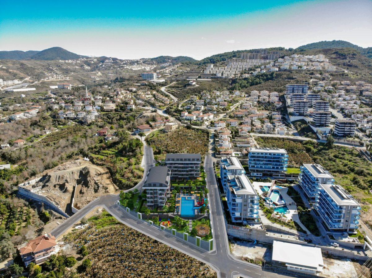 Новый проект жилого комплекса в престижном районе Каргыждак - Фото 14