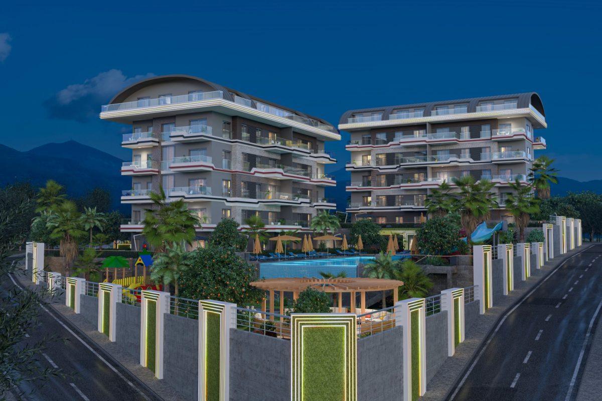 Новый проект жилого комплекса в престижном районе Каргыждак - Фото 16