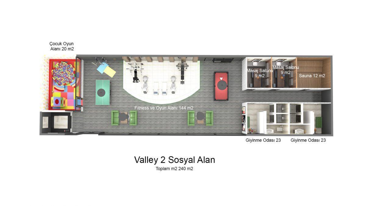 Новый инвестиционный проект в элитном районе Алании Кестель - Фото 18