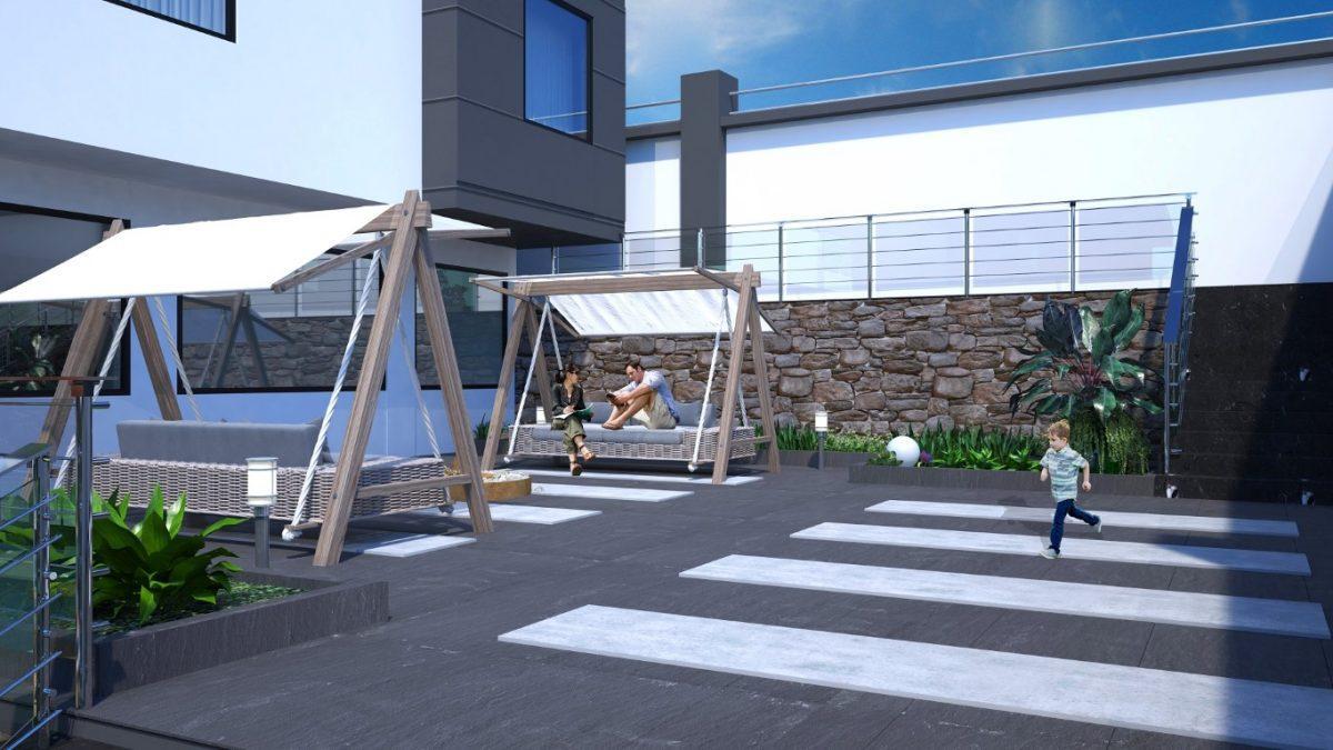 Новый инвестиционный проект в элитном районе Алании Кестель - Фото 5