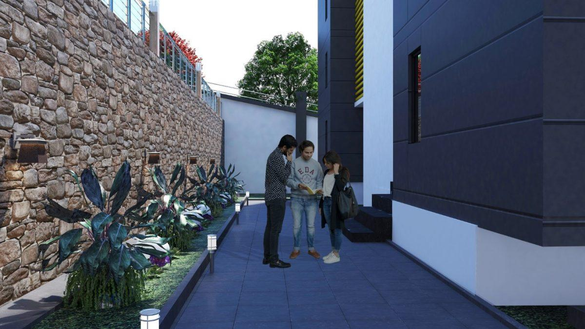 Новый инвестиционный проект в элитном районе Алании Кестель - Фото 8