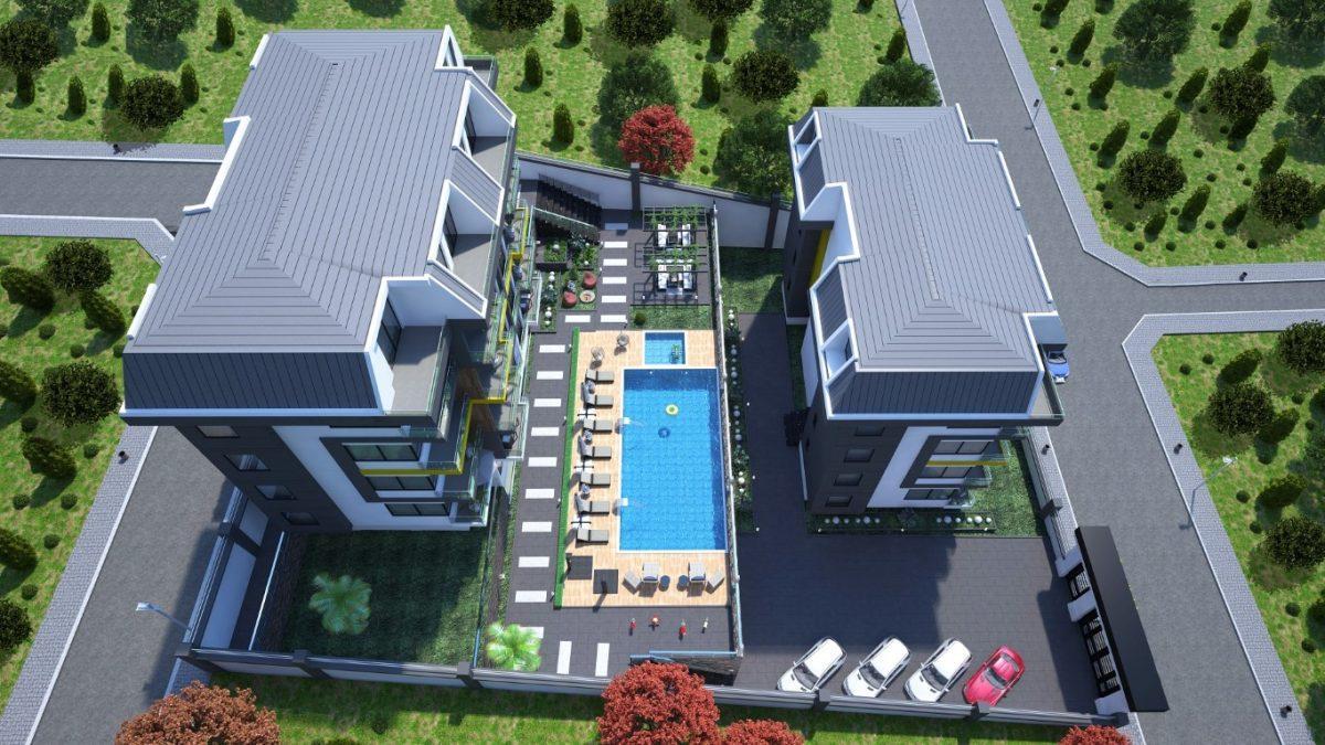 Новый инвестиционный проект в элитном районе Алании Кестель - Фото 10