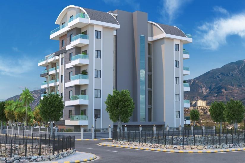 Новый комплекс в тихом и живописном районе Каргыджак - Фото 4