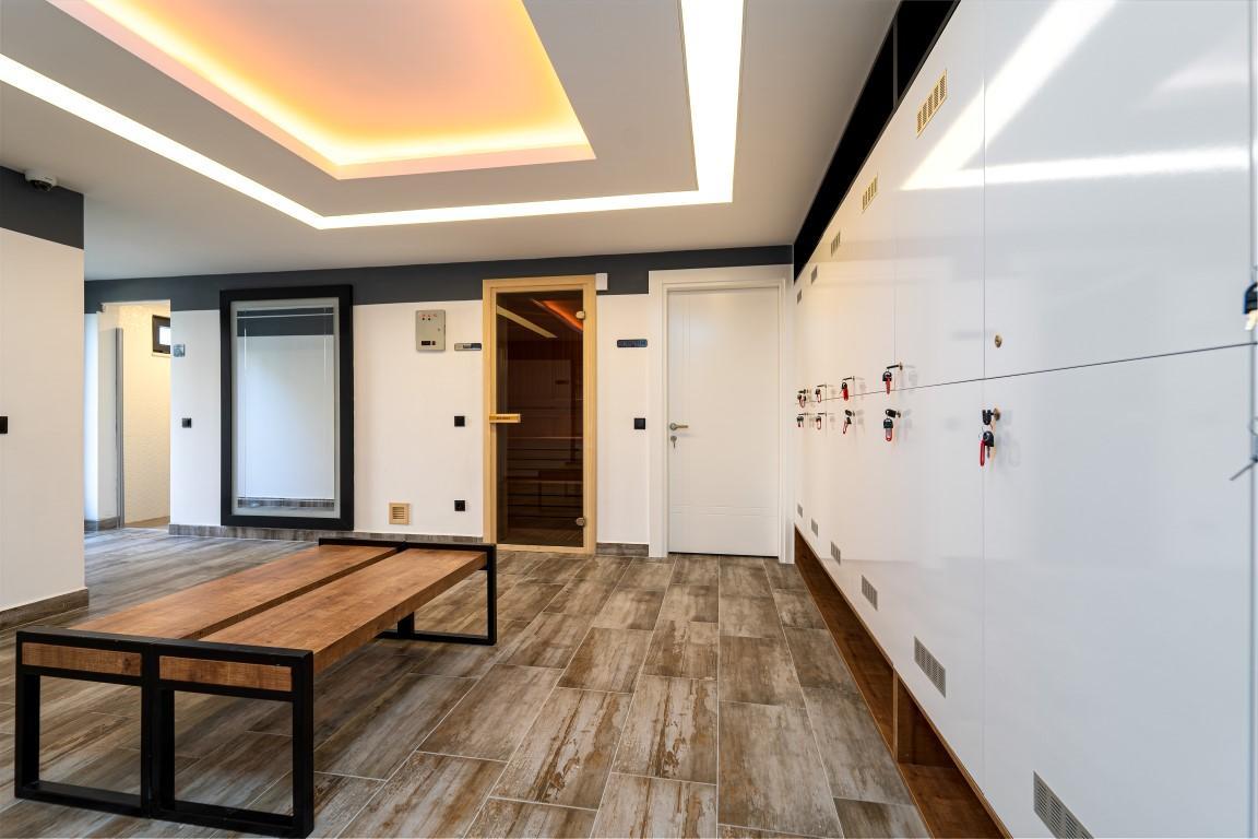 2 квартиры планировкой 2+1 в самом центре Алании - Фото 9