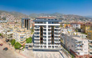 2 квартиры планировкой 2+1 в самом центре Алании