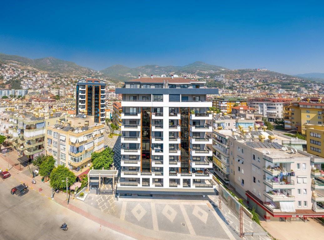 2 квартиры планировкой 2+1 в самом центре Алании - Фото 1