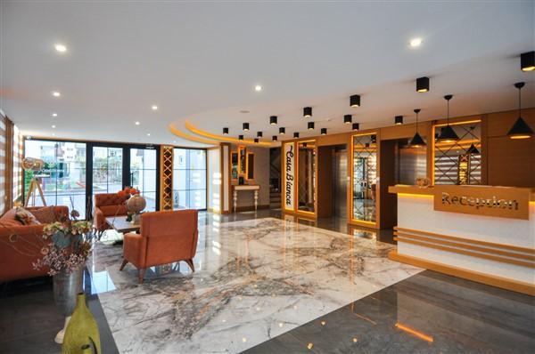Квартира 2+1 с мебелью и техникой в Махмутларе - Фото 3