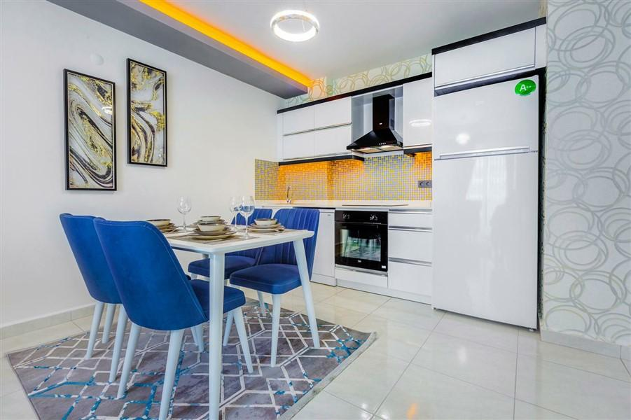 Квартира 2+1 с мебелью и техникой в Махмутларе - Фото 19
