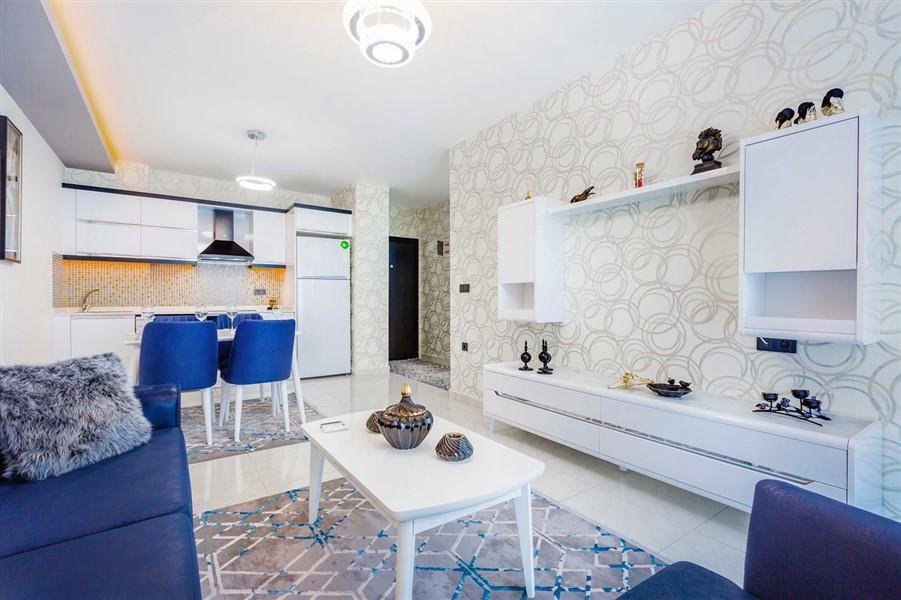Квартира 2+1 с мебелью и техникой в Махмутларе - Фото 20