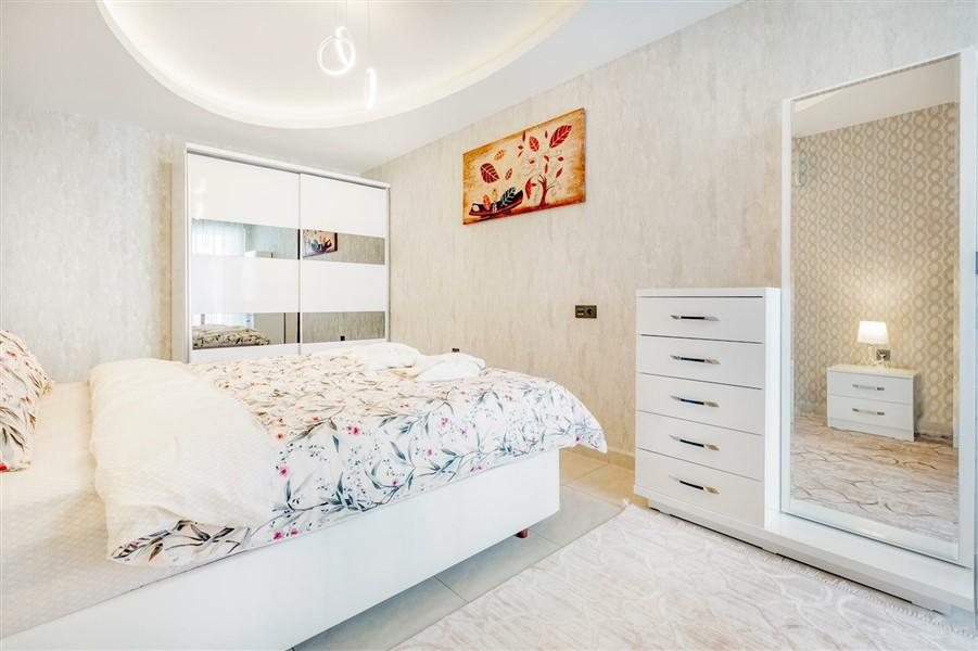 Квартира 2+1 с мебелью и техникой в Махмутларе - Фото 22