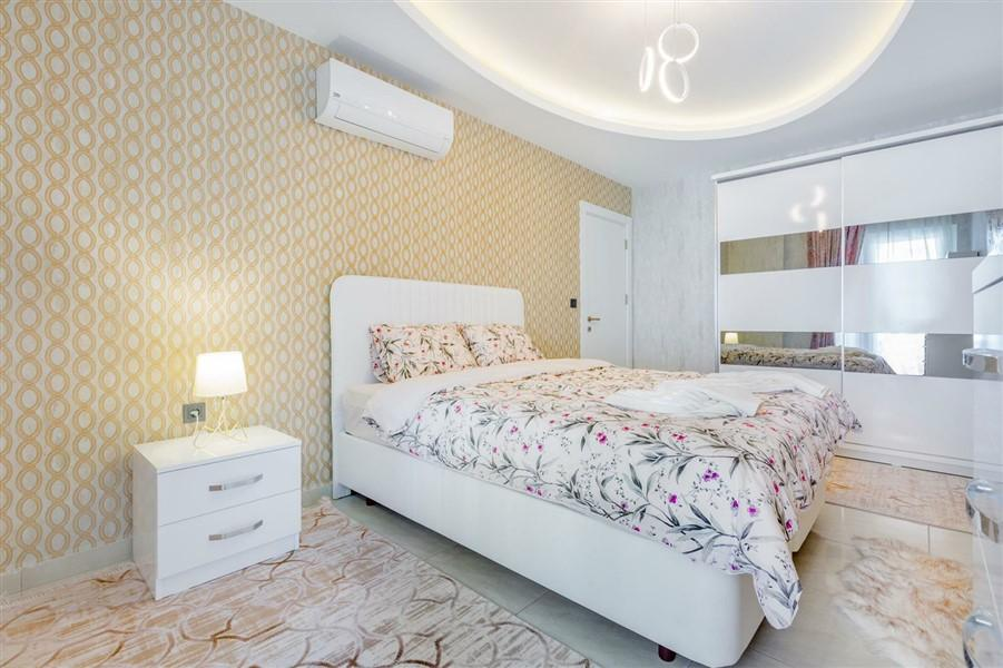 Квартира 2+1 с мебелью и техникой в Махмутларе - Фото 25