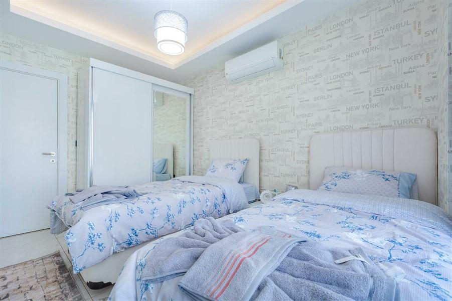 Квартира 2+1 с мебелью и техникой в Махмутларе - Фото 30