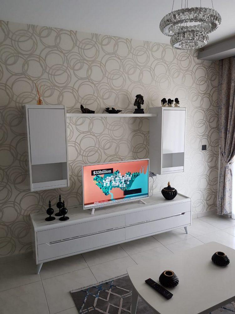 Квартира 2+1 с мебелью и техникой в Махмутларе - Фото 34