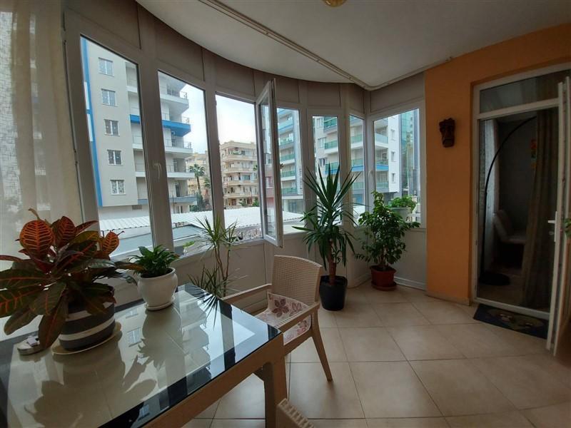 Просторная квартира 2+1 в Махмутларе - Фото 3