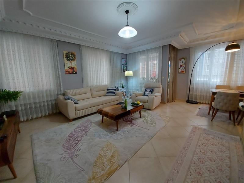 Просторная квартира 2+1 в Махмутларе - Фото 16