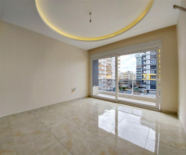 Новая квартира 1+1 в Махмутларе - Фото 3