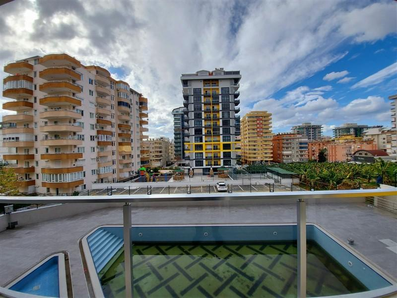 Новая квартира 1+1 в Махмутларе - Фото 13
