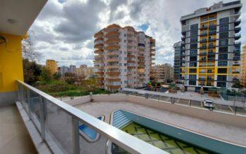 Новая квартира 1+1 в Махмутларе
