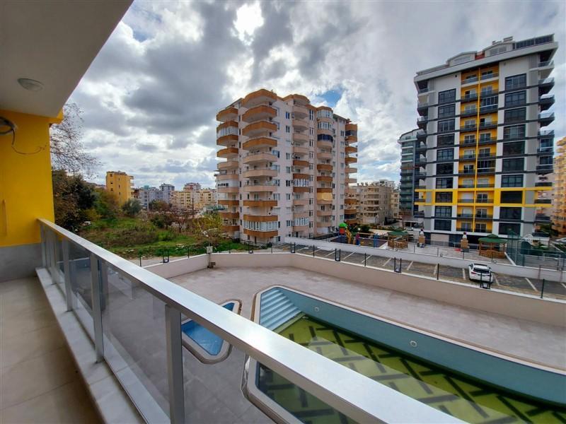 Новая квартира 1+1 в Махмутларе - Фото 1