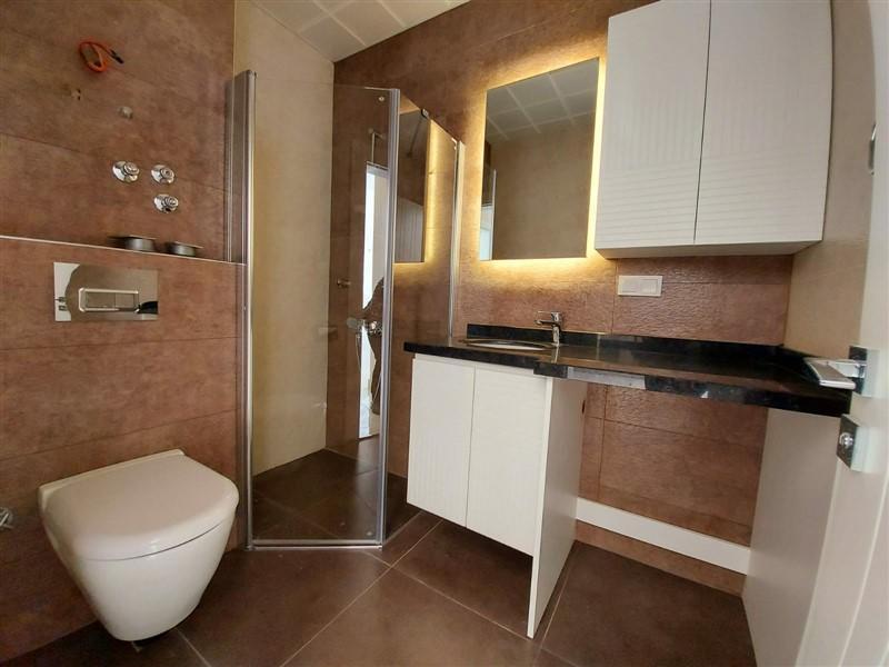 Новая квартира 1+1 в Махмутларе - Фото 9