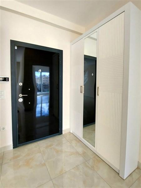 Новая квартира 1+1 в Махмутларе - Фото 10