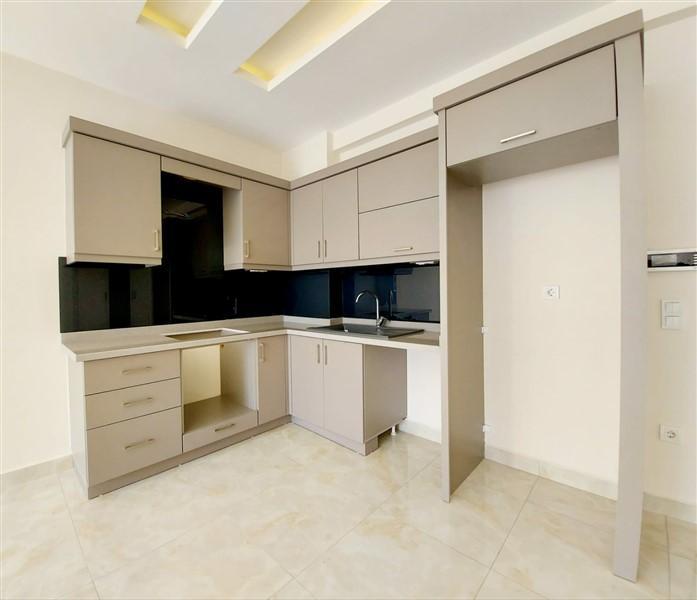 Новая квартира 1+1 в Махмутларе - Фото 11