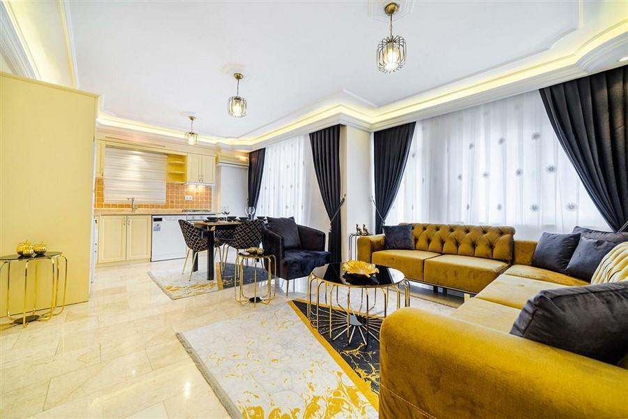 Меблированная квартира 2+1 в Махмутларе 150 метров до моря - Фото 19