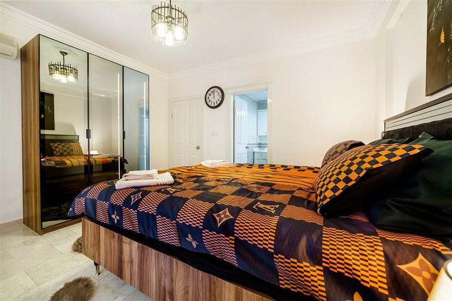 Меблированная квартира 2+1 в Махмутларе 150 метров до моря - Фото 1