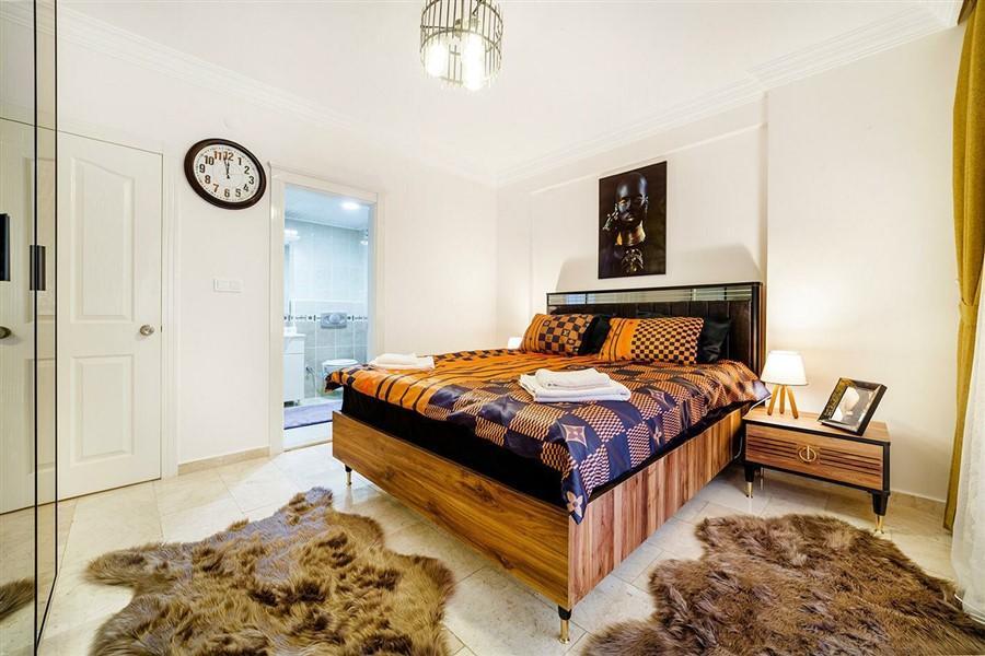 Меблированная квартира 2+1 в Махмутларе 150 метров до моря - Фото 3