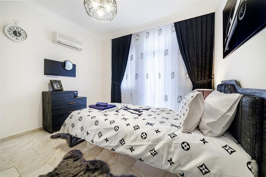 Меблированная квартира 2+1 в Махмутларе 150 метров до моря - Фото 4