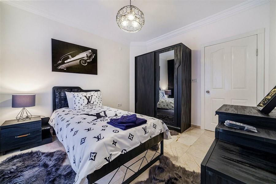 Меблированная квартира 2+1 в Махмутларе 150 метров до моря - Фото 5