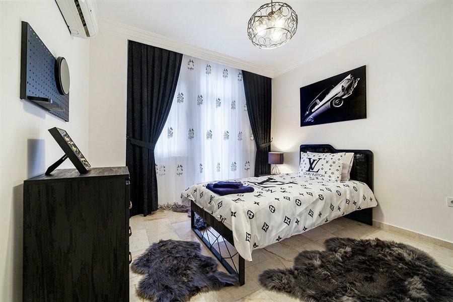 Меблированная квартира 2+1 в Махмутларе 150 метров до моря - Фото 6