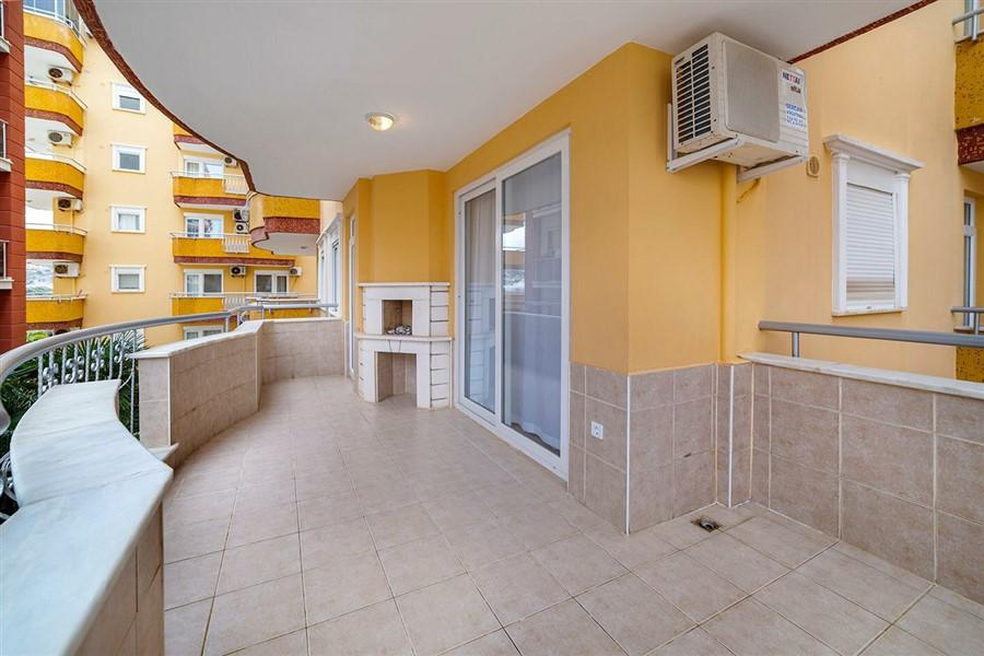 Меблированная квартира 2+1 в Махмутларе 150 метров до моря - Фото 17