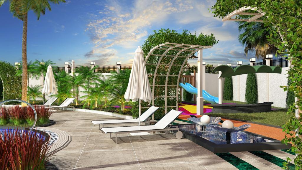 Новый комплекс в центре Алании в 10 минутах от пляжа Кейкубат  - Фото 9