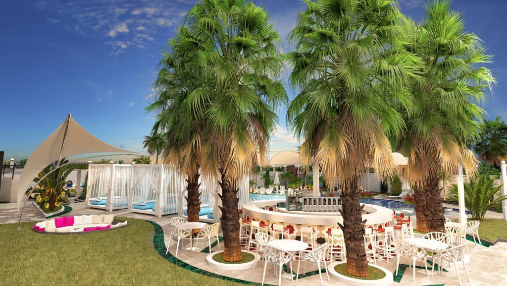 Новый комплекс в центре Алании в 10 минутах от пляжа Кейкубат  - Фото 11
