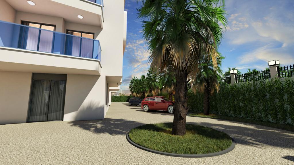 Новый комплекс в центре Алании в 10 минутах от пляжа Кейкубат  - Фото 13