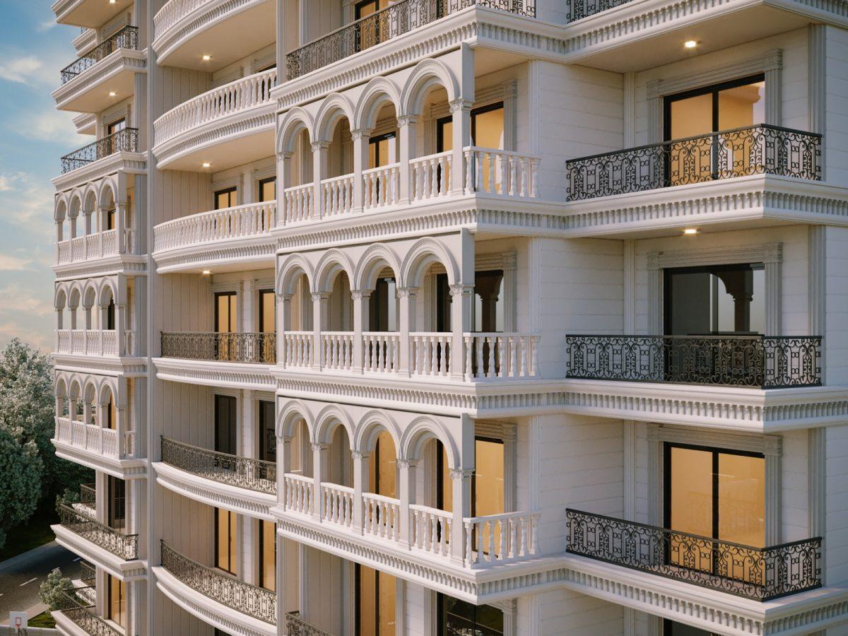 Жилой комплекс с инфраструктурой пятизвездочного отеля в районе Авсаллар - Фото 5