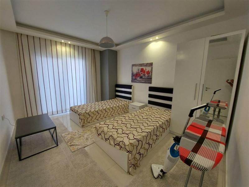Квартира 2+1 с мебелью и техникой в Махмутларе в 100 метров до моря - Фото 11