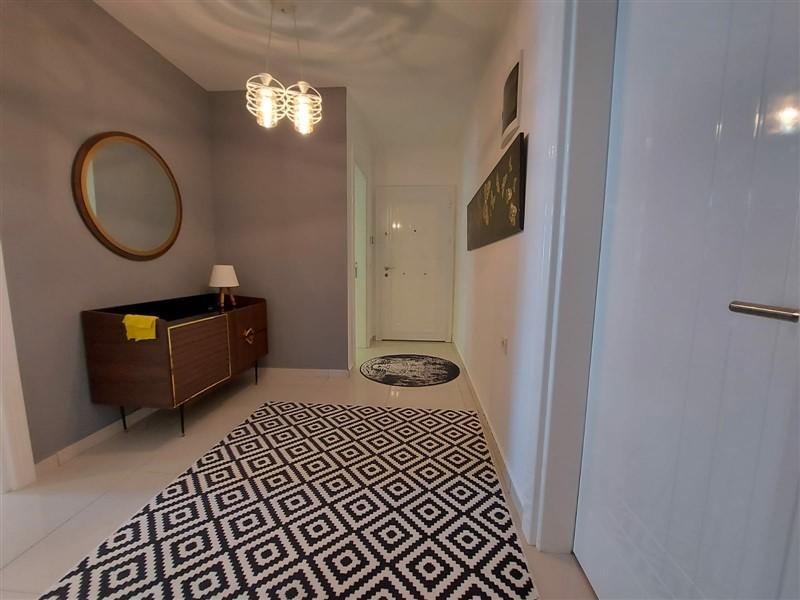 Квартира 2+1 с мебелью и техникой в Махмутларе в 100 метров до моря - Фото 7