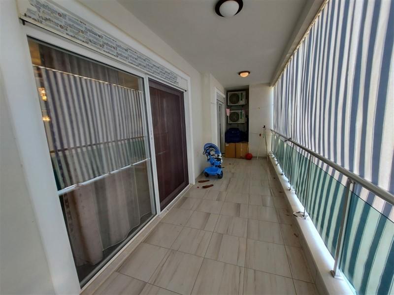 Квартира 2+1 с мебелью и техникой в Махмутларе в 100 метров до моря - Фото 9