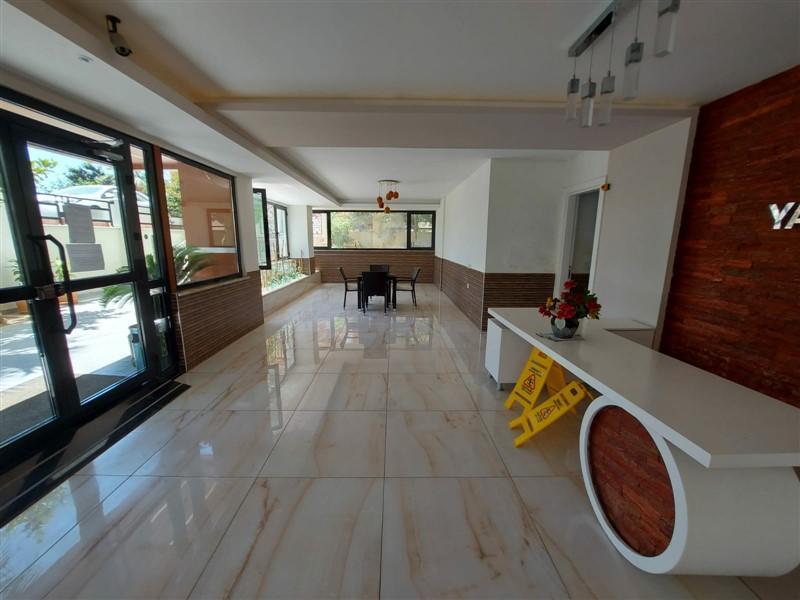 Квартира 2+1 с мебелью и техникой в Махмутларе в 100 метров до моря - Фото 19