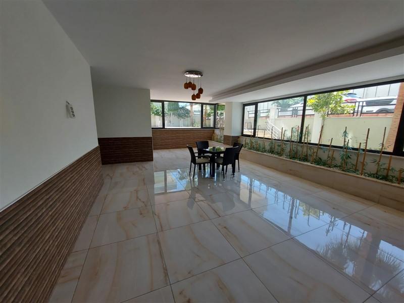 Квартира 2+1 с мебелью и техникой в Махмутларе в 100 метров до моря - Фото 20