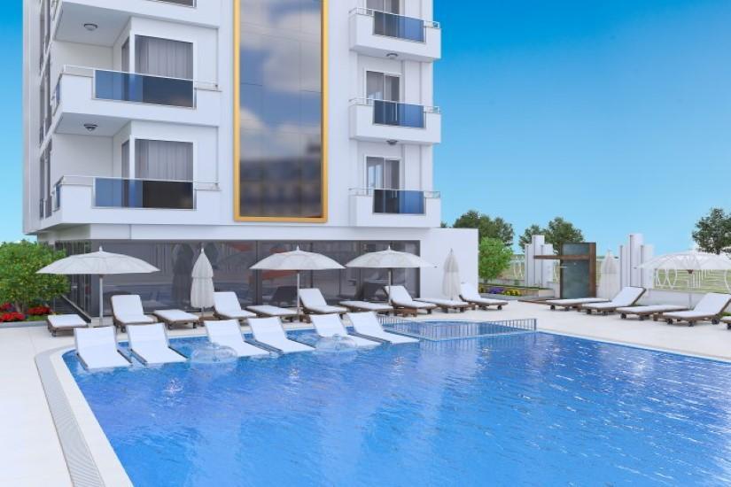 Апартаменты в новом жилом комплексе недалеко от моря - Фото 2