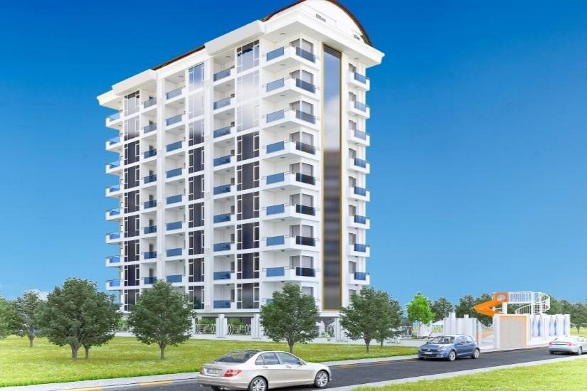 Апартаменты в новом жилом комплексе недалеко от моря - Фото 1