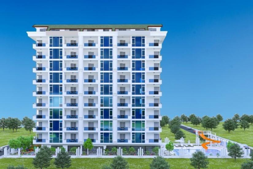 Апартаменты в новом жилом комплексе недалеко от моря - Фото 3