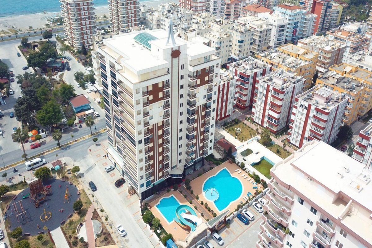 Жилой комплекс в 100 метрах от Средиземного моря - Фото 1