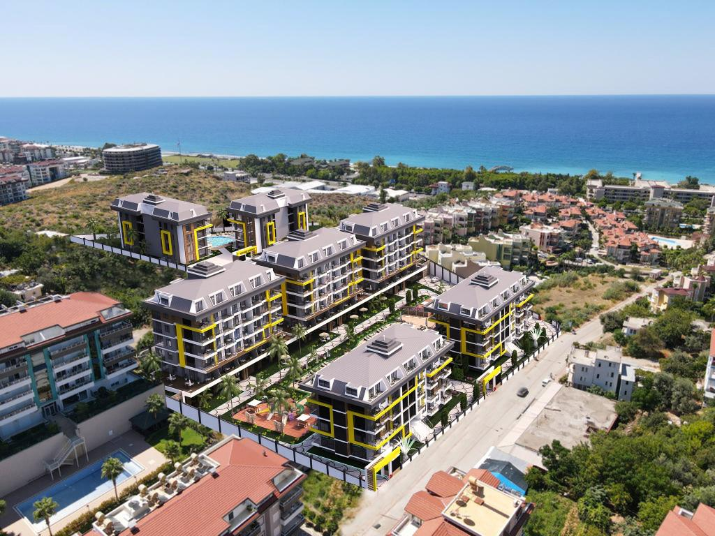 Новый комплекс в одном из элитных районах Алании - Кестель - Фото 5