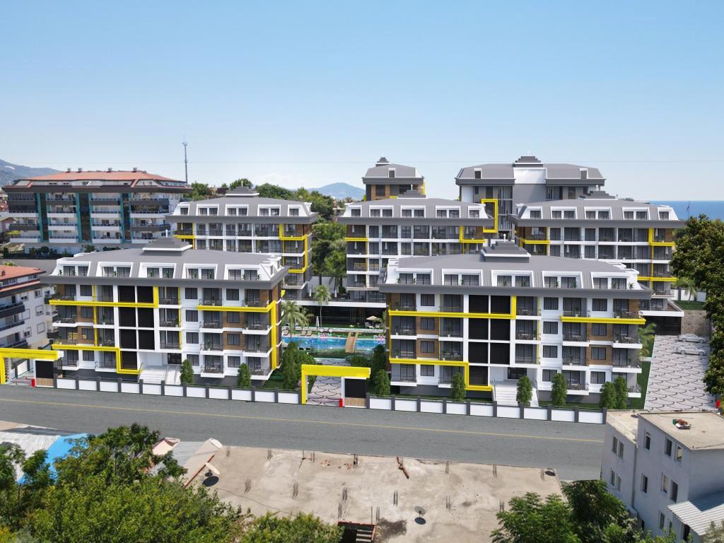 Новый комплекс в одном из элитных районах Алании - Кестель - Фото 7